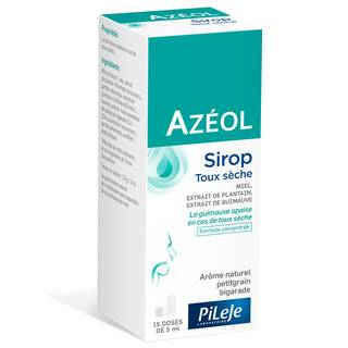 Azéol Dry cough Syrup