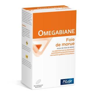 Omegabiane Foie de Morue