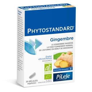 Phytostandard® Gingembre